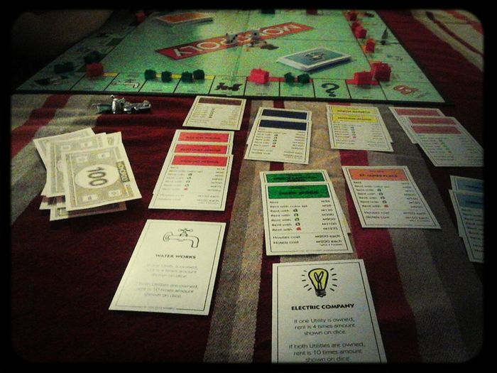 monopoly Four Grand Monopoly Monwy