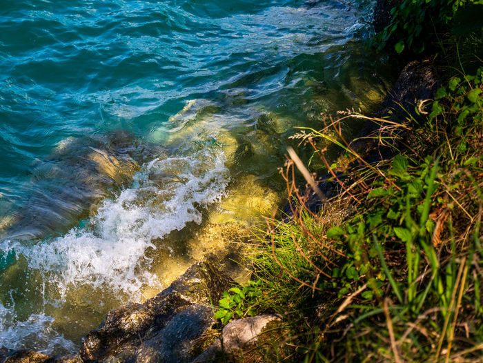 Attersee Water