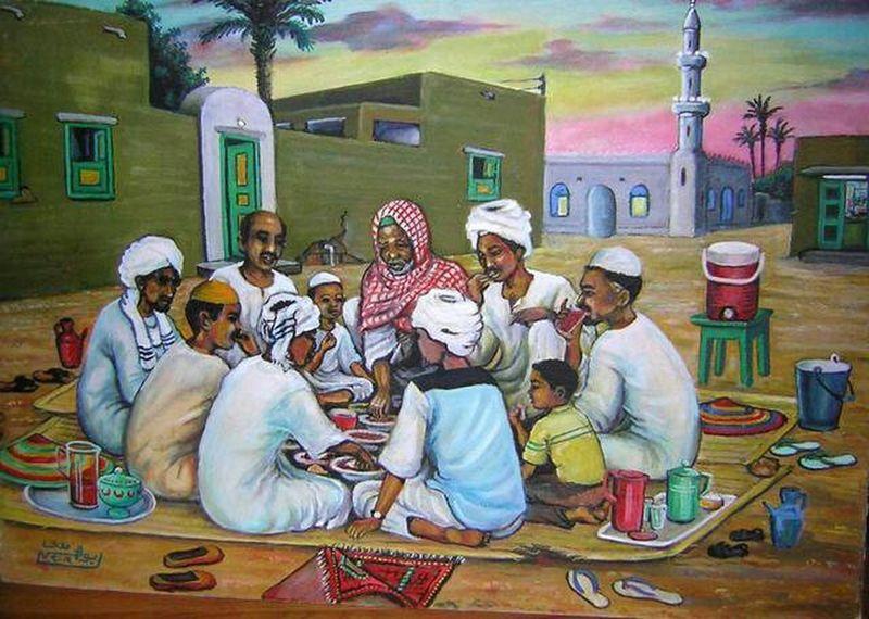 Ramadan vs sudan