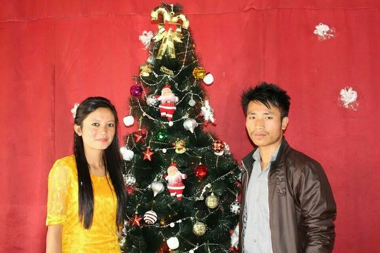 We Are Family with ma sis Judy