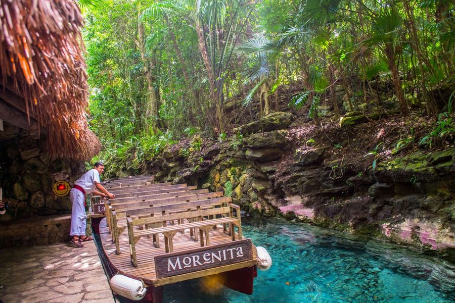 Boat Ride in Mexico Attraction In Mexico Authentic Mexican Food Boat Friendlylocalguides Holidays Mexico National Landmark Park Pyramid Ride Things To Do Vacation What To See In Mexico Where To Go Xcaret