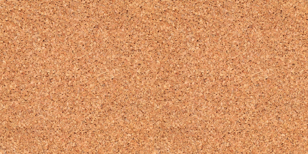 Empty corkboard or pinboard or bulletin board cork background in wide format