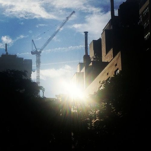 Thesunwillcomeouttomorrow NYC Afterrain