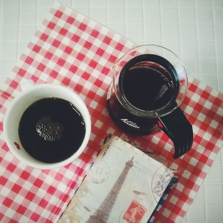 Handdrip Coffee Homecafe 여유