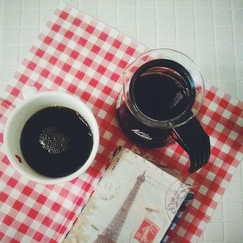 Handdrip Coffee Homecafe 여유
