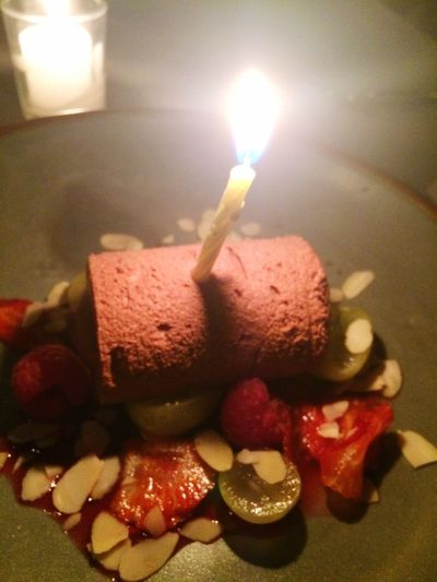 Sweet Food Indulgence Candle Flame Food Dessert Food And Drink Unhealthy Eating Temptation Close-up Burning Freshness Indoors  Cake Heat - Temperature Birthday Cake No People Illuminated Plate Birthday Candles