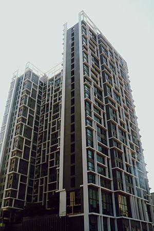 Built Structure Buliding Design Bangkok Thailand.