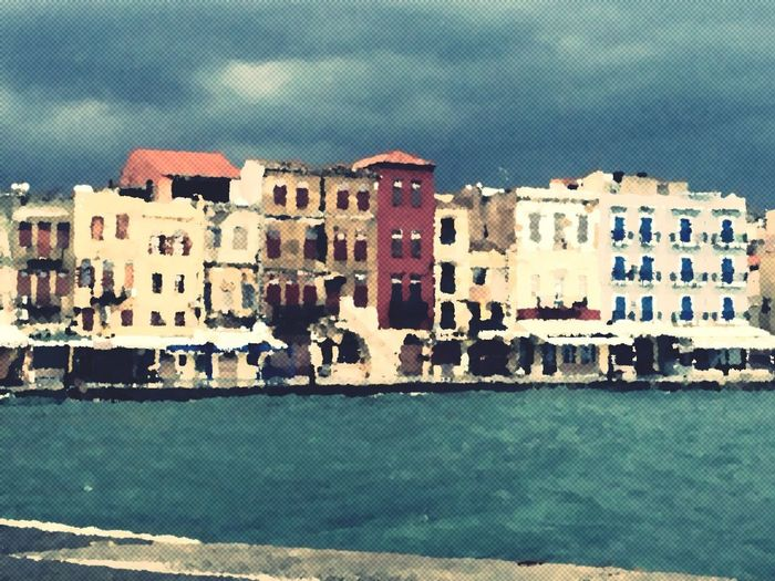 The Places I've Been Today Chania Kreta