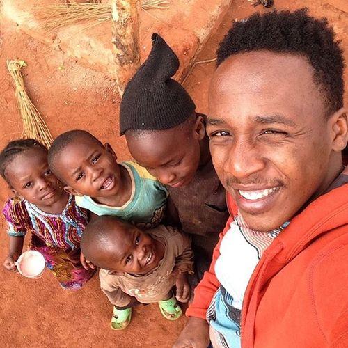 We Are The Children Of Africa . . . Visiterlafrique Childreanofafrica Happiness Love MyTanzania Shutterbugstz Photographytz