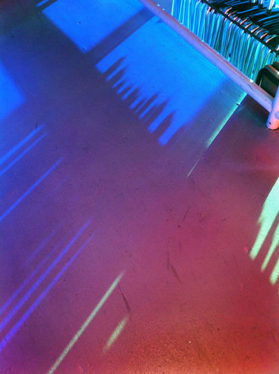 MOCA floor colors