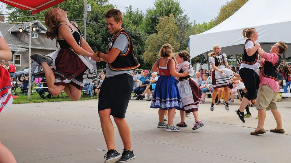 56th Annual National Czech Festival - Sunday August 6, 2017 Wilber, Nebraska Americans Beseda Dancers Czech Czech Dancers EventPhotography EyeEm Best Shots FUJIFILM X100S Nebraska Photo Essay Small Town America Storytelling Traditional Clothing Visual Journal Wilber, Nebraska Culture And Tradition Czech Days Czech Festival Dancers Day Folk Dance Friendship Full Length Jumping Large Group Of People Leisure Activity Lifestyles Men Musician Outdoors People Photo Diary Real People Small Town Stories Standing Togetherness Traditional Festival Weekend Activities Young Adult Young Women