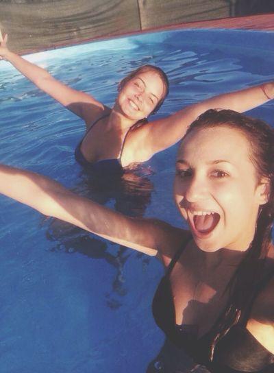 ??❤️✌️???? Pool Girls Fun Summer