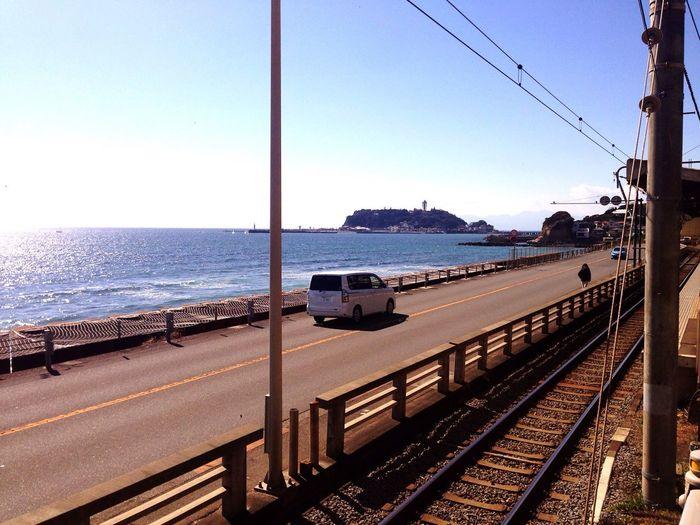 Shonan Coast.