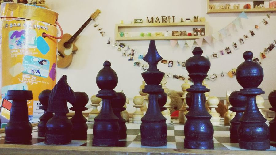 Chess Coffee Time
