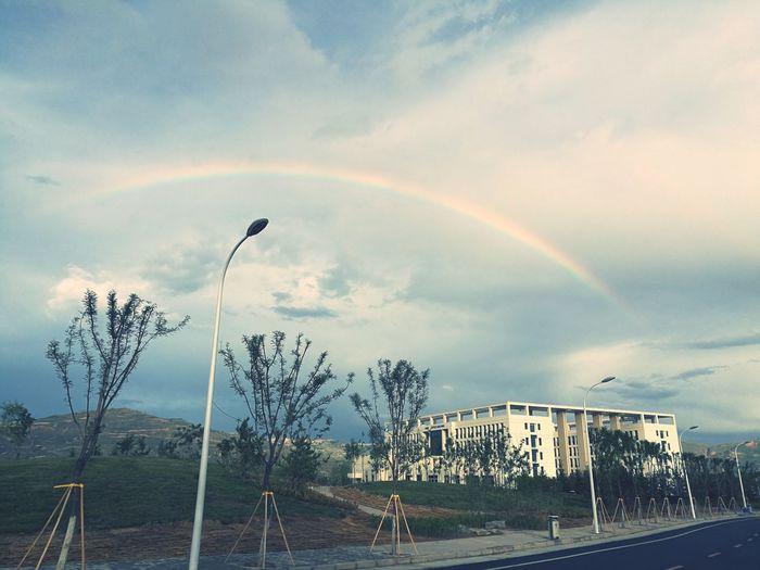 彩虹桥 Rainbow