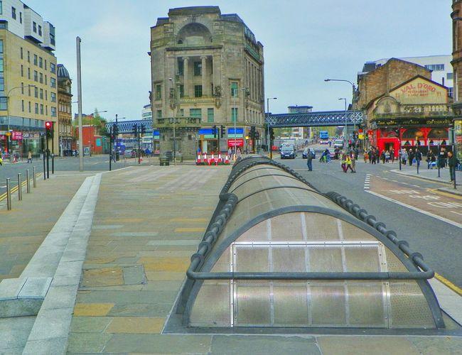 Shoot, Share, Learn - EyeEm Glasgow Meetup Heading East