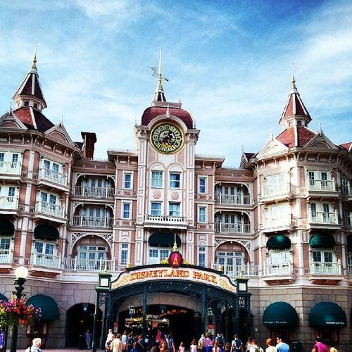 Disney Marnelavallee Paris Parcdisney disneyland resort