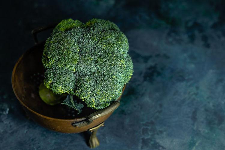 broccoli in
