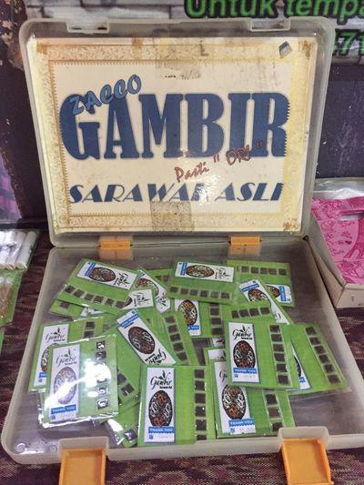 Gambir Sarawak