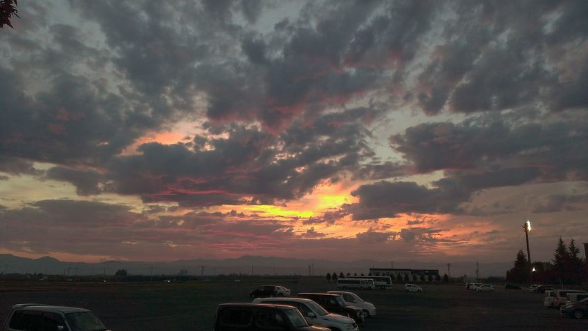 Clouds And Sky Sky Porn Sunset