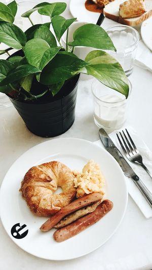 Breakfast Food Breakfast Morning Happy Foodporn