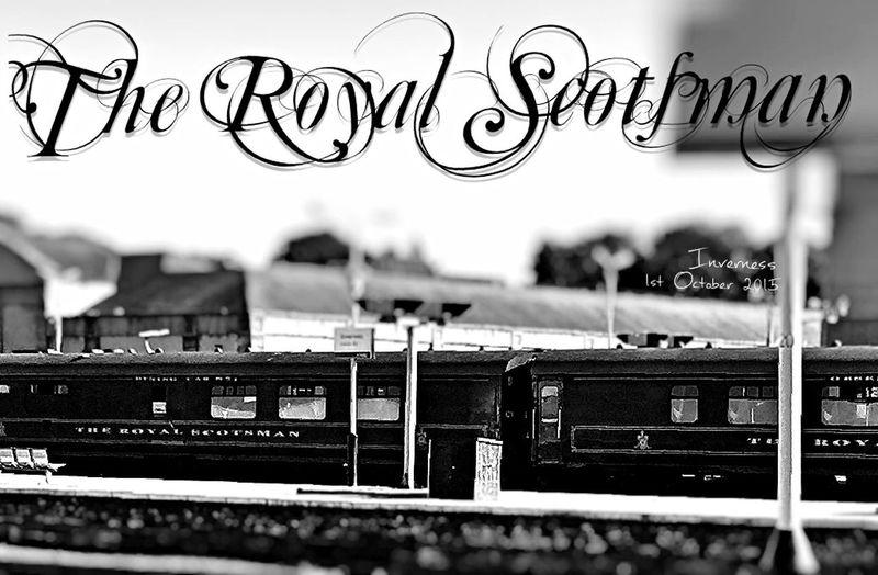 Trainspotting The Royal Scotsman Old Train Inverness Station Engine Public Transportation Transportation Long Loads Of Carriages Geek