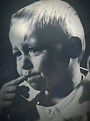 Messedupjournal Son Tears Babyboy Lennon-junior