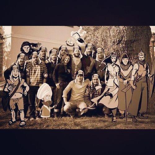 Bu da Çizgi Film kahramanlarımız ile hatıra fotoğrafı ;) Cartoon Trtcocuk MOVIE New new today like likess TagsForLikes instamood instagood instapic best ff jj I4I