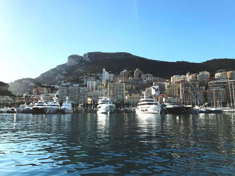 Water Nautical Vessel Sea Monaco French Riviera Monte Carlo Mediterranean  Sailboat