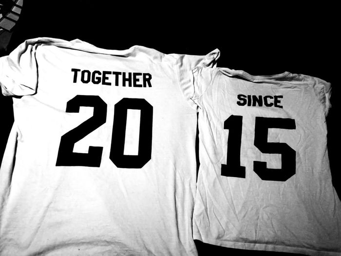 Two Is Better Than One Couples❤❤❤ Togheter T-shirts