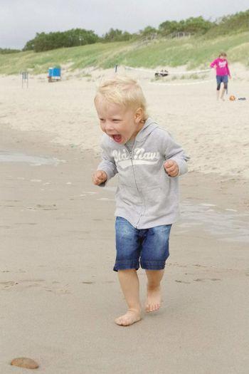 Beach Sand Childhood Water Joy Of Life Kids Bythesea Realjoy