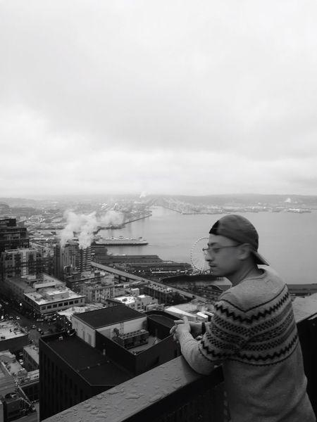 Welcome To Black Seattle Rainy Days Seattle, Washington Washington Supreme Sky City Lifestyles Pacific Northwest  TCPM
