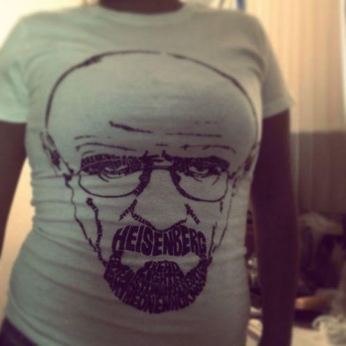 Jaja Heisenberg cabezón.XD Breackingbad Heisenberg