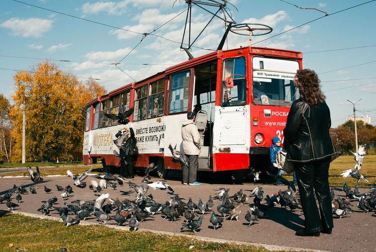 The last tram