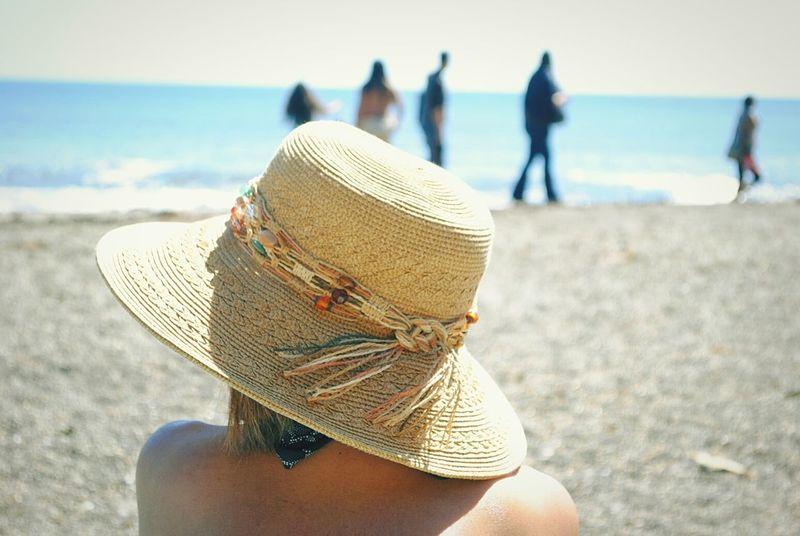 Enjoying The Sun Relaxing Sea Summer Beach Snapshots Of Life Faces Of Summer Summer Views
