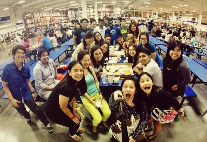 s&r Foodtrip Pizza Time Friends Team