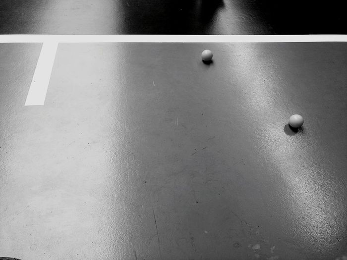 Indoors  No People Close-up Day Black And White Monochrome Photograhy The Week On EyeEm EyeEmBestPics EyeEm Best Shots Monochrome Photography Black & White Sport Event Full Frame Sport Ball Smartphonephotography Black And White Friday