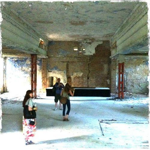 #brandenburg #grabowsee #heilstätte #ruine #fototour #Hipstamatic #Hornbecker #KodotXGrizzled