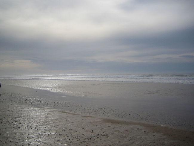 Beach Cloud - Sky Cloudy Horizon Over Water No People Sea Sky Water