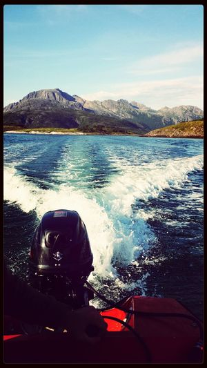 I miss this summer activity! Summer Activity Boattrip Steigen