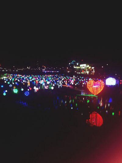 Hang Around 오색빛축제