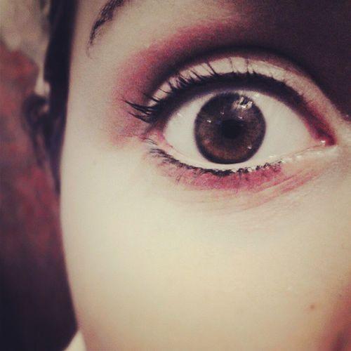 Olhos Castanhos Gigantes Liked Bomdia