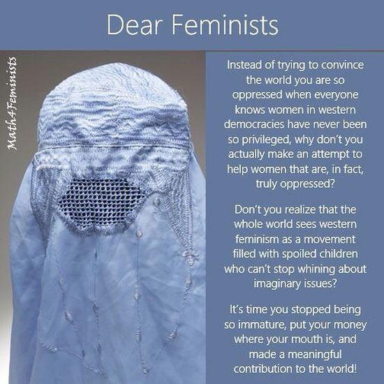 Feminazism Feminazi Feminism Feminist