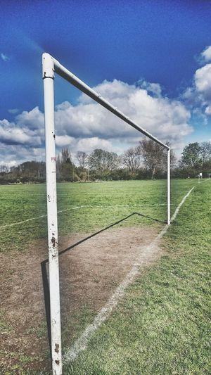 Sundayfootball  all quiet at 10am Shadows