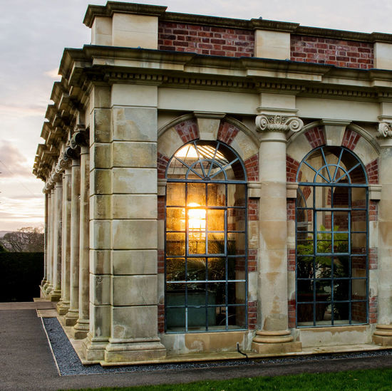 Tyntesfield Nationaltrust Bristol Landscape No People Outdoors Architecture Building Exterior Day Sky