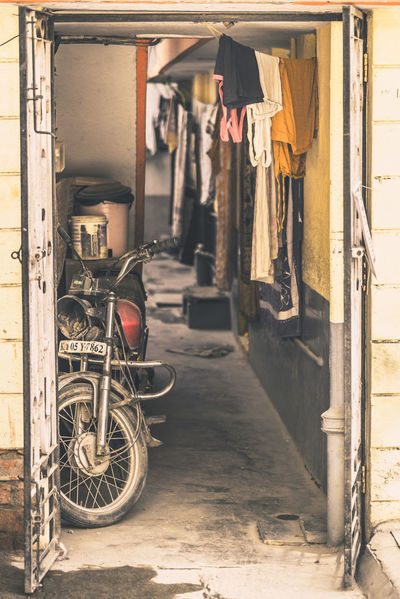 House with parking fecility Door Entrance Motorcycle Nikon Nikonphotography Old Phootoftheday Photo Photography Photooftheday Photoshoot Streeetfiles  Street Streetart Streetphotography