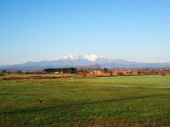 L'original!! Canigou Mountain