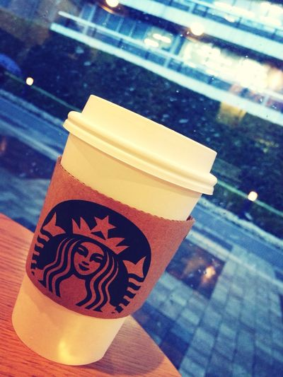 Cafe Latte Coffee Break Enjoying Life