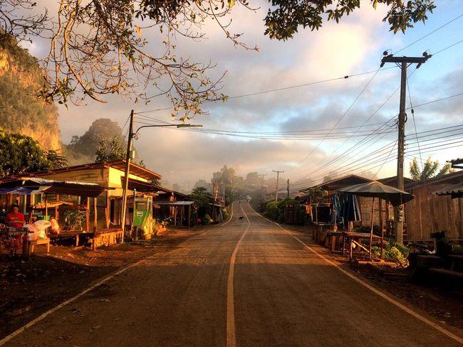 Mae Lana village