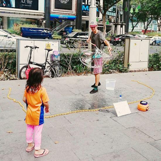 Like a dream maker. Singapore Streetphotography Sony XperiaZ3